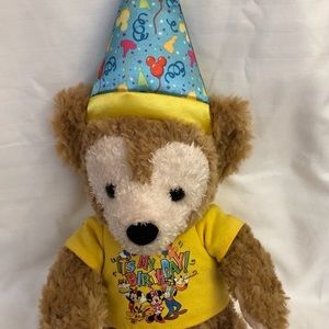 "Disney Parks ""It's My Birthday"" 17"" Plush"